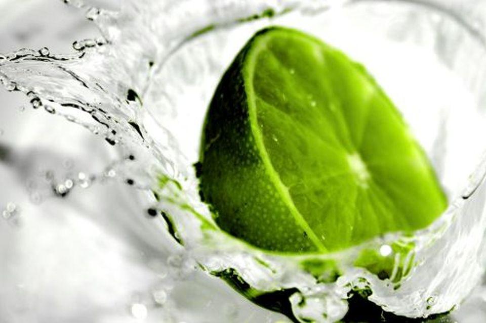 Naturopathie citron vert